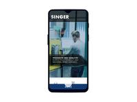 Website Mobile Navigation