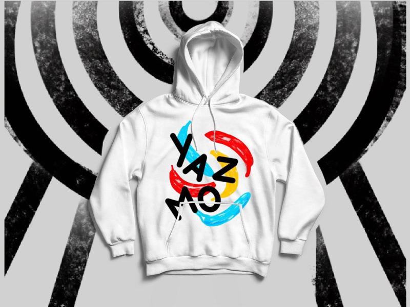 Yazzmotazz Hoodie clothing design