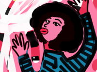 Illustration shot