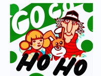 Go Go Gaget! Ho Ho Ho!