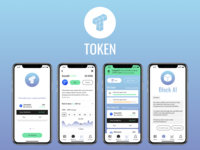 Token - Your Crypto Wallet & Portfolio