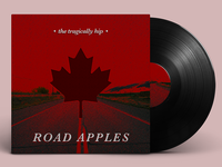 the tragically hip • road apples