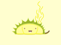 Durian! Everyone's favourite!