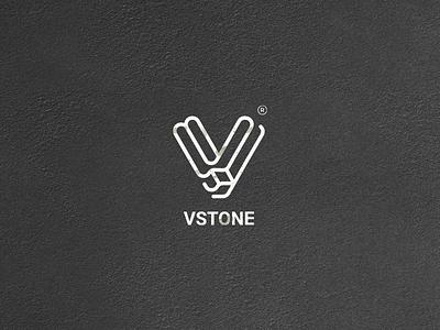 VSTONE ® vstone inv brand logos fashion logo mark