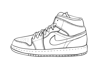Nike Jordan High Dunk