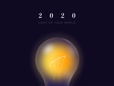 2020 light up your world