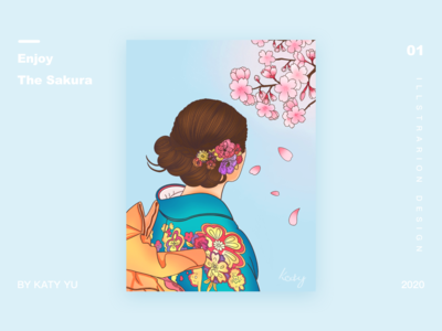Enjoy  The Sakura