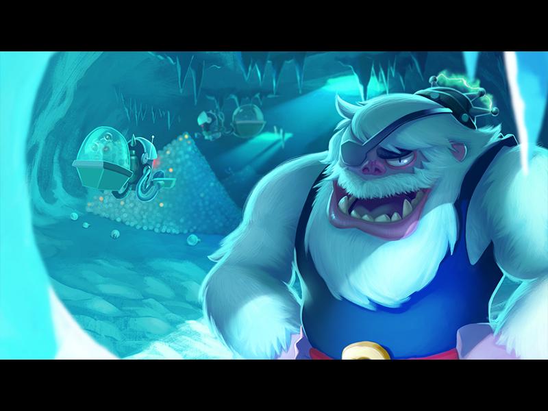 Boliguardians2 800x600 game design game art digital painting snow character design illustration
