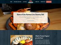 Pier Restaurant Design