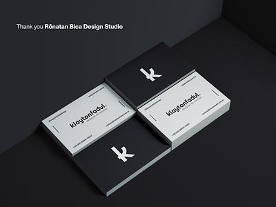 Hey! My name is Klayton :) simple design simple logo simplicity designer portfolio designer logo type minimal flat branding typography design logo