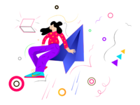 Illustration 1 - Digital