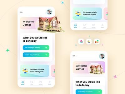 New Finance App - Coming Soon dribbble app finance minimal clean illustration design ui design beautiful ux design ux ui mobile app finance app