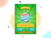 Referral Bonus Program Design
