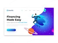 Financing Super Hero Design