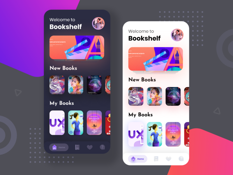 Bookshelf (Books collection)