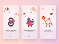 Spend & Earn Christmas app