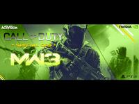 Call of duty Mw 3 poster fanart