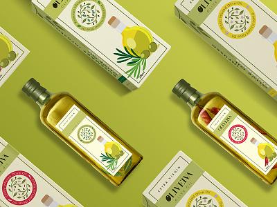 Packaging Design - Olive Olive Oil icon shot pratikartz olive oil print design mockup branding logo branding and identity label design packaging design branding design graphic design illustration