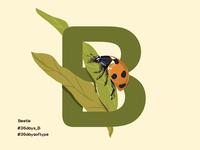 Beetle - 36 Days Of Type