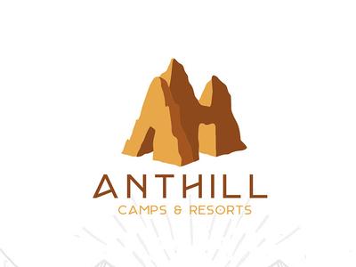 Logo Design - Ant Hill