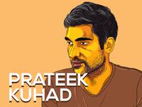 Prateek Kuhad - Portrait Illustration
