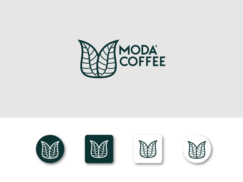 Moda Coffee - App Icon
