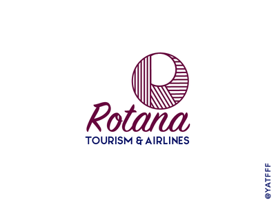 Rotana Logo Design