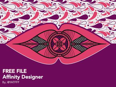 Free Affinity Designer File