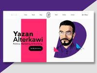 My Website Homepage