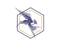 Illustration Logo -  GlowGo