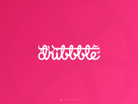 Arab Dribbble - logotype
