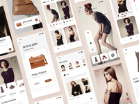 Fashion interface finishing