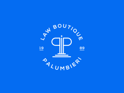 Law Boutique Palumbieri - Branding