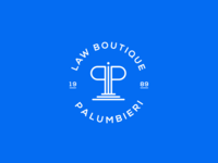 Law Boutique Palumbieri - Branding