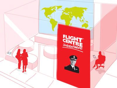 Flight Centre Concept