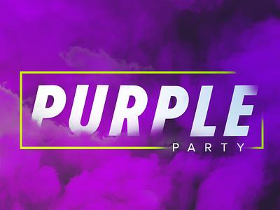 Purple Party wichita xy bar party type clouds haze purple