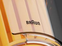 Braun HL70 Detail