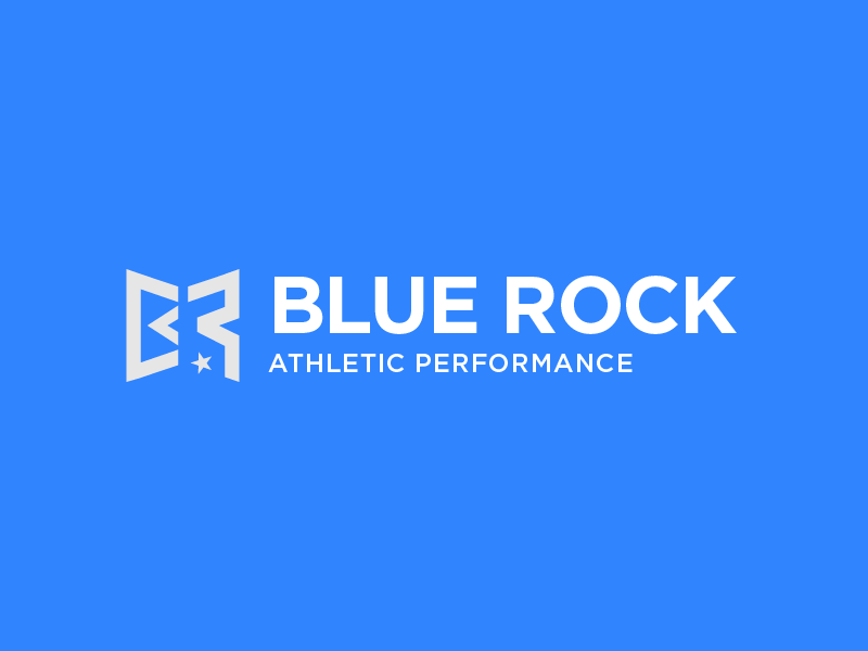 Blue Rock Logo Concept
