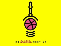 Ife dribbble meetup teaser