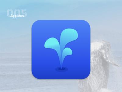 App Icon- UI Challenge 005