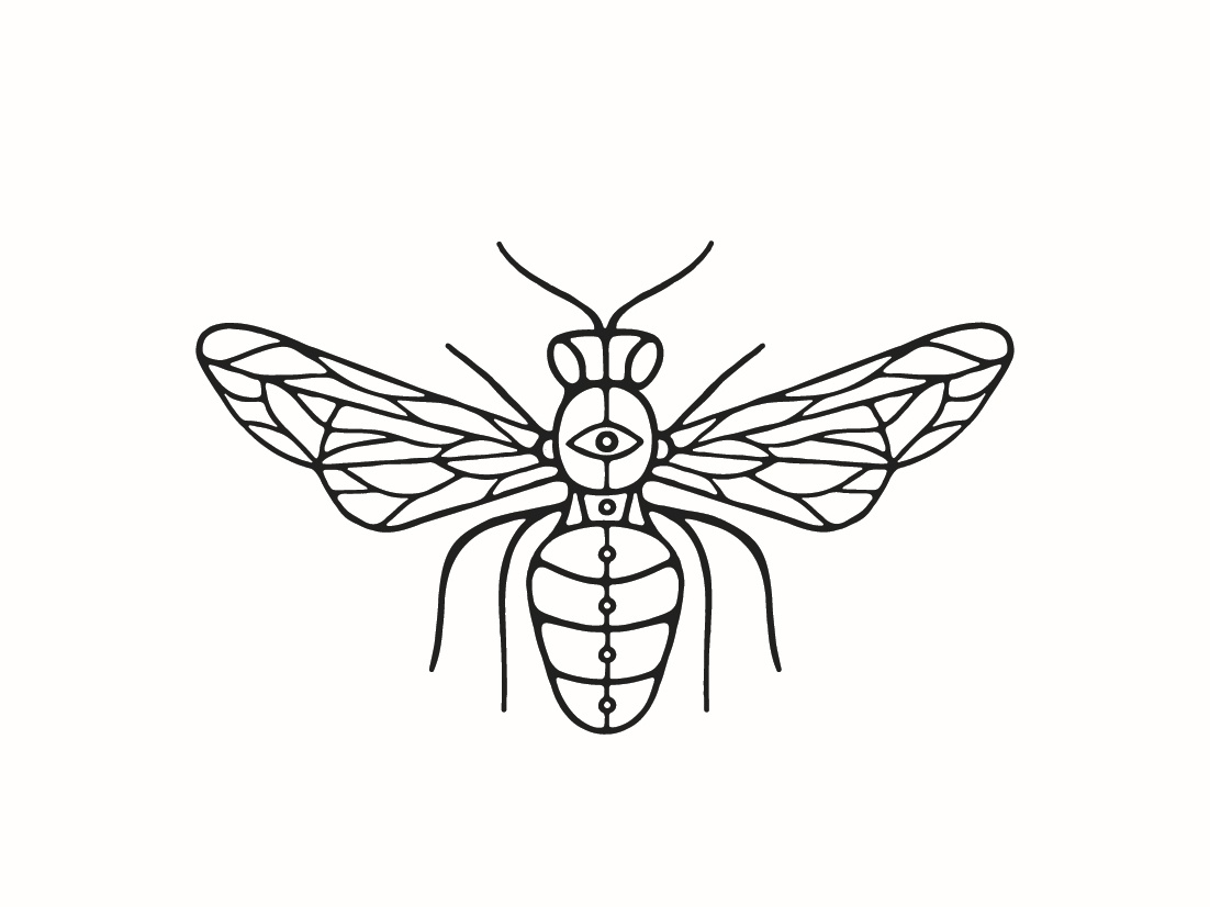 Bee Human Illustration by Braedybeans on Dribbble
