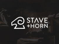 Stave and Horn Logo
