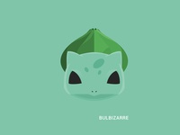 Bulbasaur MNML