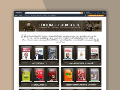 Football bookstore