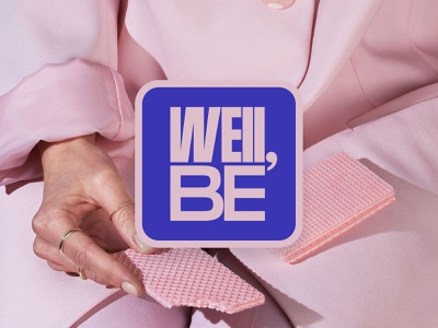 Well, Be identity branding logo design photography concept art minimalistic