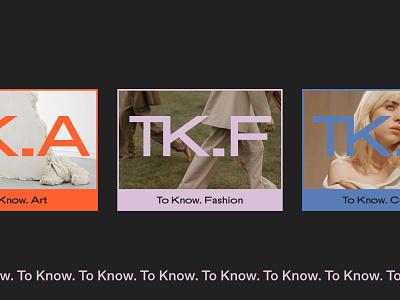 To Know. branding logo design photography concept art minimalistic