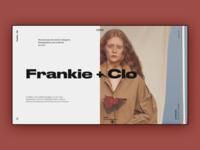 — Frankie + Clo. Home