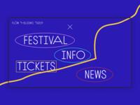 — Flow Festival. Menu