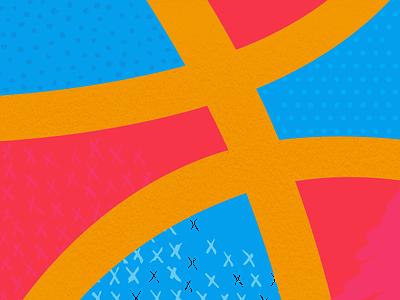 Firrrrst Dribbble free throw logo