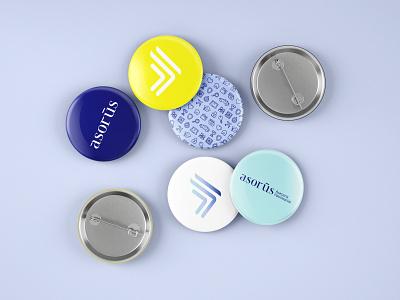 Asorus - Branding pins logotipo méxico asesoriapatrimonial asesoría brandidentity brand graphicdesign logo design brandithstudio branding